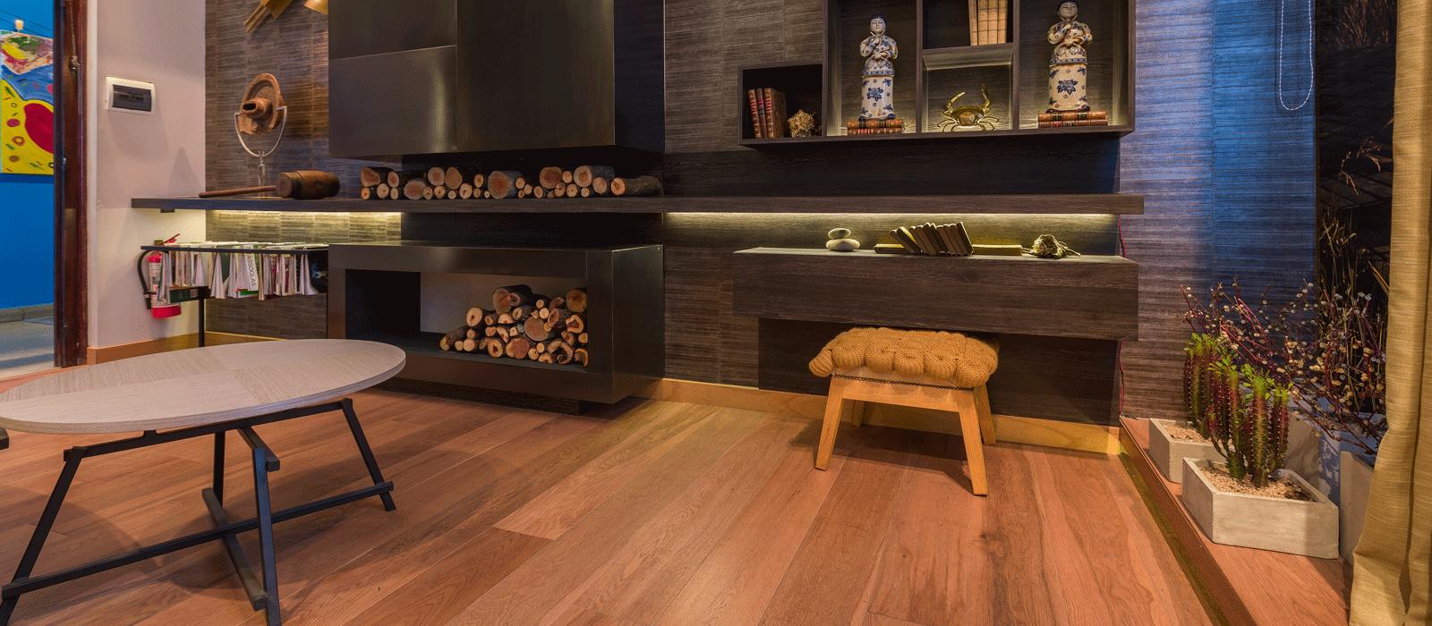 Design Rooms Patagonia Flooring