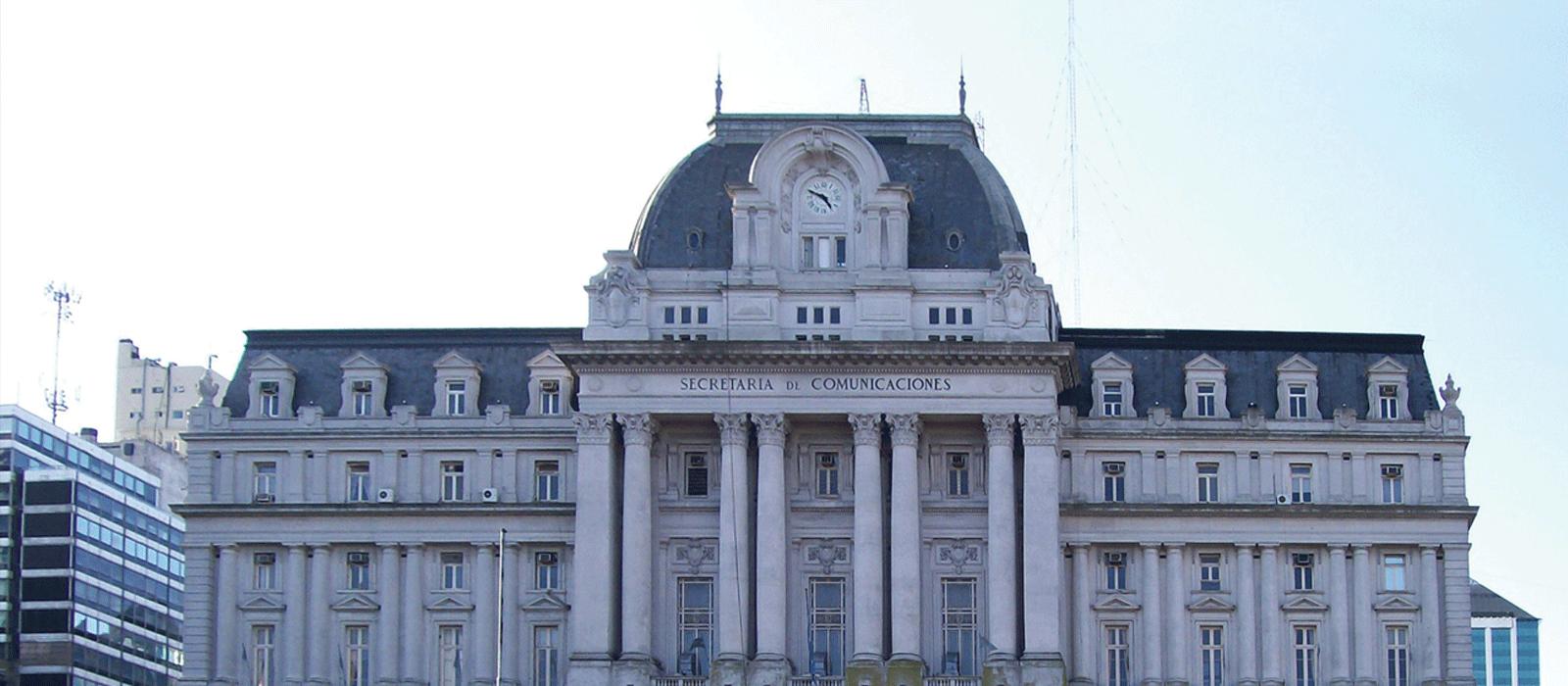 Correo Central de Buenos-Aires